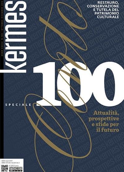 Pubblicato su Kermes: Tradizione artigiana e restauro